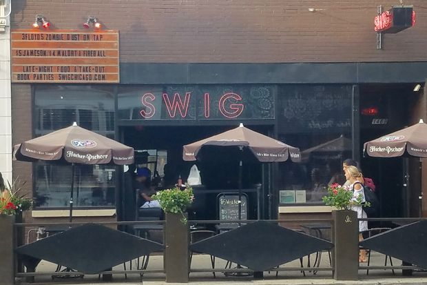 Swig at 1469 N. Milwaukee Ave.