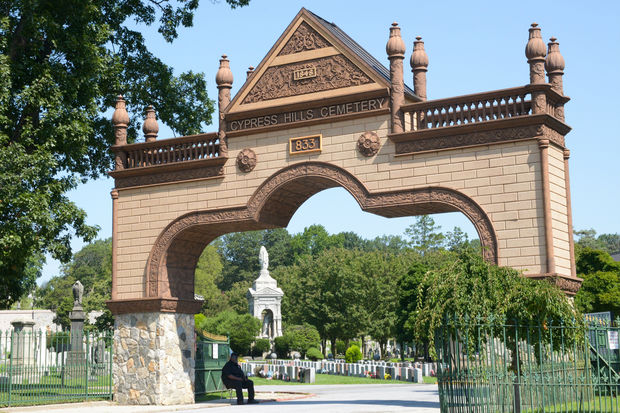 Three teens vandalized the cemetery where Det. Wenjian Liu is buried, police said.