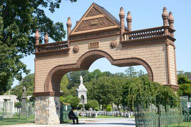 Three teens vandalized the cemetery where Det. Wenjian Liu is buried, police said.