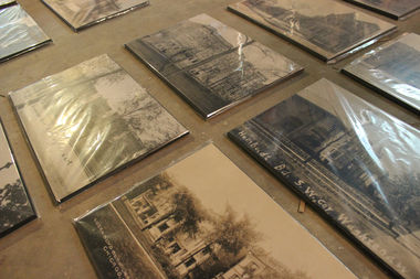 Last year, Andrew Schneider, president of the neighborhood group Logan Square Preservation, bought nearly 100 photo postcards, all taken in the early 20th century, from a single eBay collector who took the painstaking effort of collecting the artifacts — sometimes just one or two at a time — at various antique fairs and shows over the years.