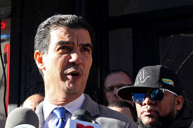 Uptown gay activists said Councilman Ydanis Rodriguez's endorsement of Ruben Diaz Sr. is
