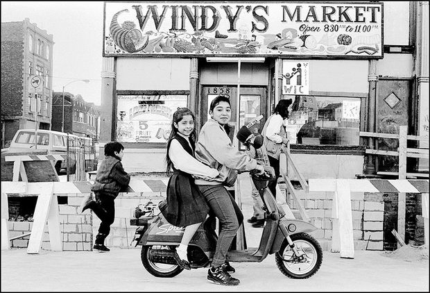 """Pilsen Days,"" a new photography book by Akito Tsuda, shows the streets and people of Pilsen in 1990."