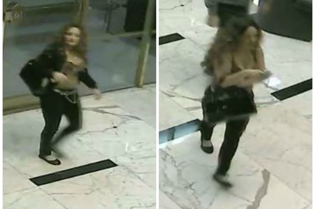 The NYPD says this woman stole a man's Rolex, wedding ring and cellphone after going home with him in July.