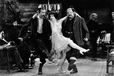 Clara Bow stars in