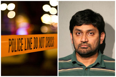 Former Uber driver Muhammad Fahim, 44, has been charged with felony kidnapping and unlawful restraint in connection with a Fourth of July incident.