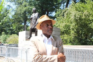 City Councilman Bill Perkins is currently running for re-election in Harlem's 9th district.
