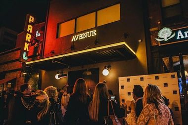 Avenue nightclub, at 116 10th Ave., near West 17th Street.
