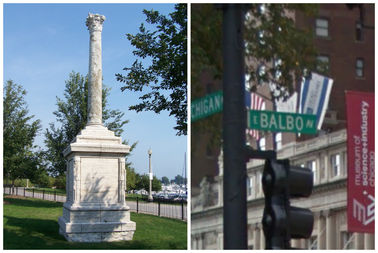 Activists will call for the removal of the Balbo Monument and the renaming of Balbo Drive during a Wednesday protest.