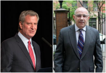 The pair will debate twice before the Sept. 12 primary, with the first event held Wednesday.