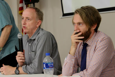 A forum on transit-oriented development raised as many questions as it answered.