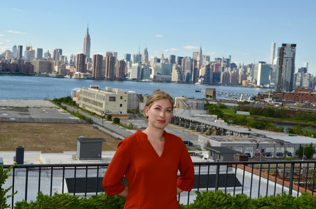 Victoria Cambranes, 30, who declared her candidacy Monday, is hoping to oust two-term incumbent Stephen Levin in November.