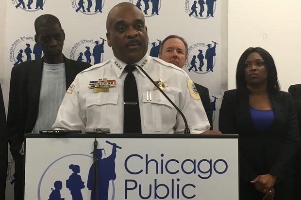 Supt. Eddie Johnson  said he eager to have the surgery and get back to work after the transplant.