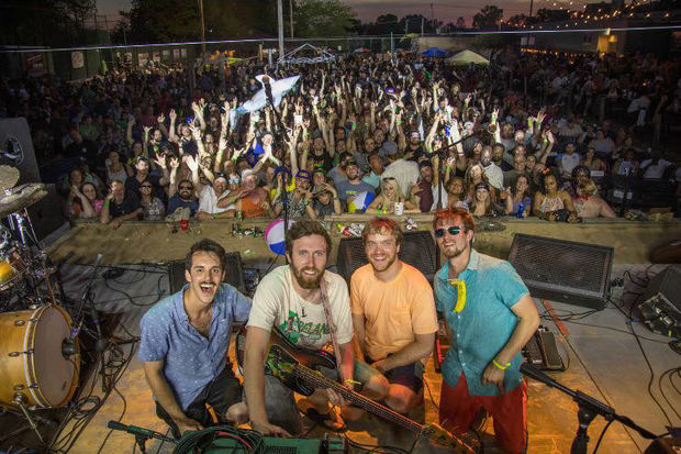A Chicago-based jam band, Mungion, had its tour van and trailer stolen in Detroit, according to a GoFundMe campaign.