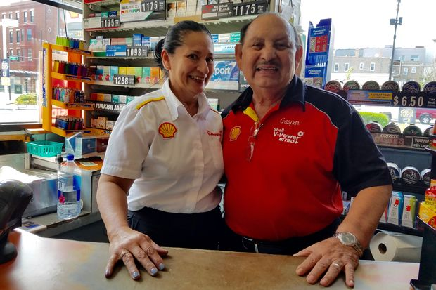 Gomez Shell Gas station is closing on Oct. 30, 2017.