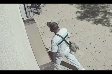 A thief stole electronics and cash from St. Columba Church and the West Side Jewish Center, the NYPD said.