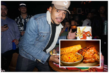 Chance The Rapper will grill chicken Sept. 5 at the new Nando's on Michigan Avenue. Nando's is donating all proceeds to the rapper's charity.