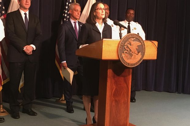 Attorney General Lisa Madigan sued the city Tuesday to ensure a judge would oversee Chicago Police Department reforms.