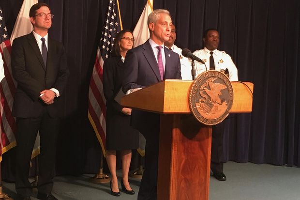 Mayor Rahm Emanuel repeatedly promised not to allow the effort to craft a consent decree turn into an attack on Chicago police officers, whom he praised as