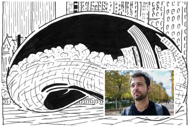 A Bridgeport artist turned dozens of Chicago landmarks into intricate mazes for a newly released book.