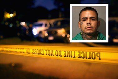Luis Macedo, 29, was arrested Saturday in Mexico. Bail was set at $10 million in the Gage Park slaying.