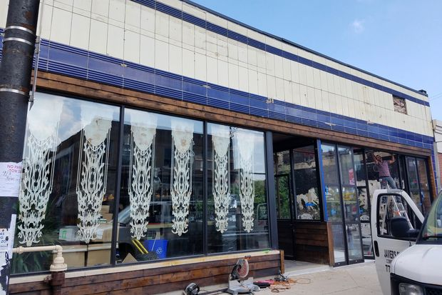 Beatnik is aiming to open next week at 1604 W. Chicago Ave.
