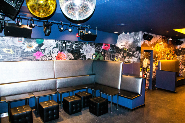 "RetroClubNYC offers an alternative to the city's ""celebrity hip-hop clubs,"" owner Jeff Wittels said."