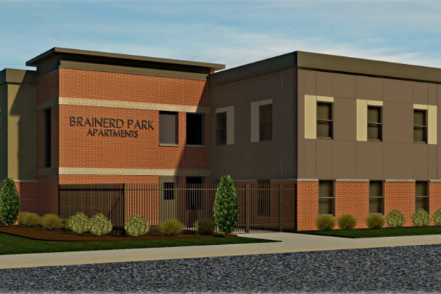 The Brainerd Park Apartments at 8920 S. Loomis St. will consist of 36 new high-quality units.