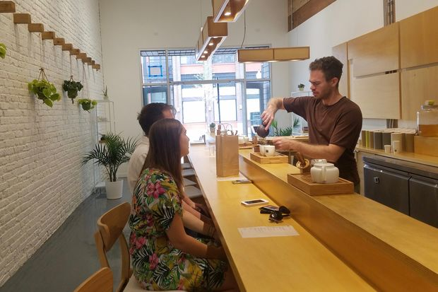 Xuan Tea has opened at 1816 N. Milwaukee Ave.