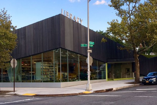 The Kew Gardens Hills library is scheduled to reopen on Wednesday, Sept. 6.