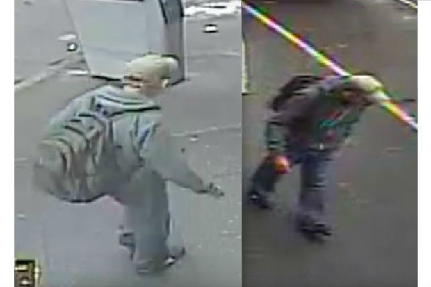 A homeless man stabbed a tourist in the backinColumbus Circle over the weekend, the NYPD said.