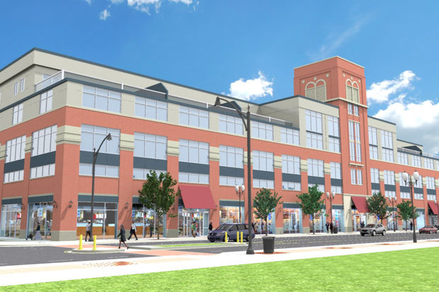 Developers are proposing a mixed-use reuse of the Lawrence Avenue Sears, closing in August.