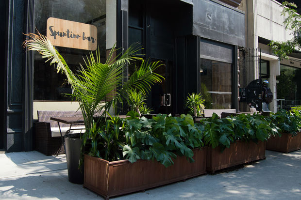 The new Mediterranean restaurant Spuntino Bar has come to the Upper West Side.