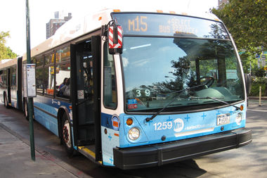 Select Bus Service was added to the Bx6 bus line operating between Washington Heights and Hunts Point.