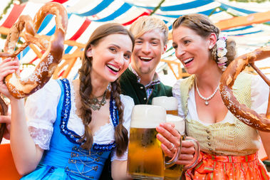 Lincoln Square's annual German-American festival kicks off Friday and runs through Sunday. There's a parade Saturday.