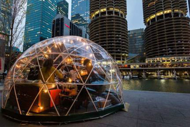 River Domes Returning To City Winery On The Riverwalk
