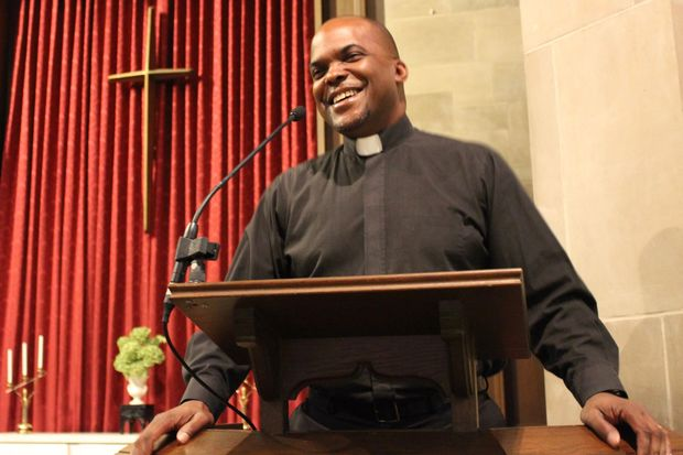The Rev. Dennis Langdon of Morgan Park leads the Morgan Park United Methodist Church and Trinity United Methodist Church in Beverly. He began ministering to both congregations July 1.
