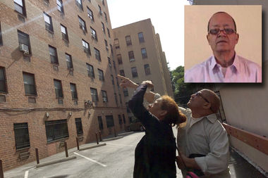 Francisco Ferreiras, inset, killed his wife because she wanted to return to the Dominican Republic, police said.