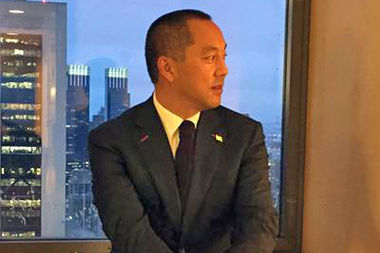A woman accused Chinese dissident billionaire Guo Wengui of raping her, according to a lawsuit.
