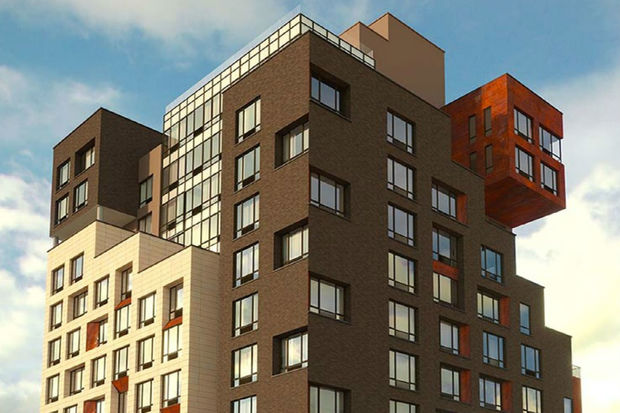 Renters can apply toscore one of 19 affordable apartments at635 Fourth Ave., also know as The Alexey, in Greenwood Heights.