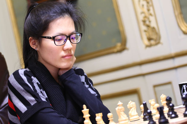 Hou Yifan, the top-ranked female chess player in the world, has been accepted at U of C.