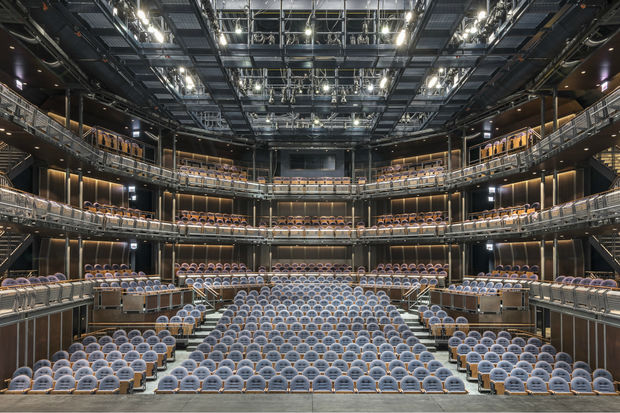 Welcome to The Yard, the new $35 million stage at Chicago Shakespeare Theater.