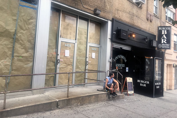Locksmith Bar is expanding its current space on 4463 Broadway to increase capacity from 38 to 58 people, owner said.