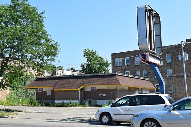 The old Burger King at 2317 W. Howard St. will be the subject of a court hearing Monday.