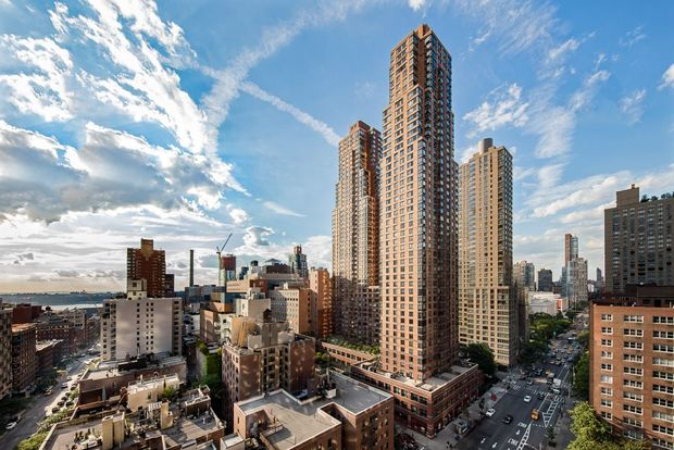 Secure your spot on the waitlist for the 51-story One Columbus Place.