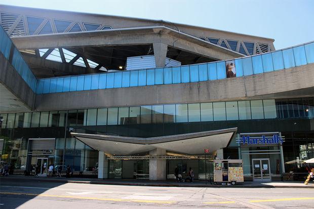 Marshalls is opening at the George Washington Bridge Bus Terminal.