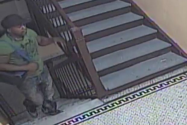 Police say this man raped and robbed a woman at gunpoint in The Bronx.