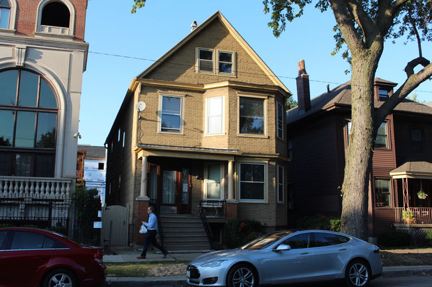 The house at 1516 W. Wrightwood Ave. served as the Winslow family home, Steve Urkel's stomping grounds, in the sitcom