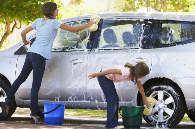 Participants in Welles Park's special recreation program will be washing cars Thursday afternoon.
