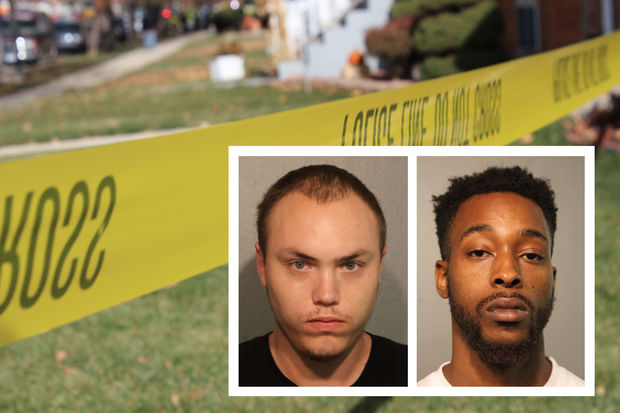 Robert Zajler, 25, and William Haley, 24, are charged with home invasion and armed robbery.