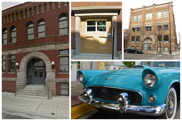 The 2017 Open House Chicago will include 14 Near West Side sites, including the UIC Police Station, Big Monster Toys, the Publishing House Bed & Breakfast and the Chicago Vintage Motor Carriage.